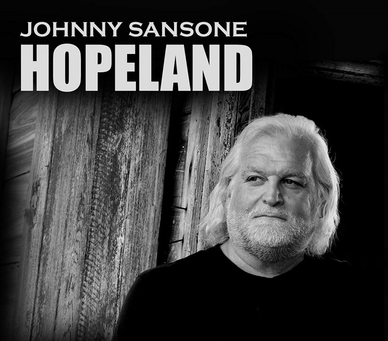 Johnny Sansone - Hopeland