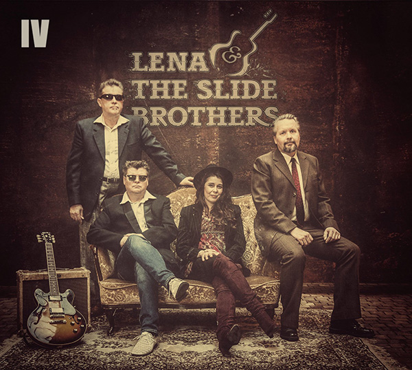 LENA & THE SLIDE  BROTHERS - IV
