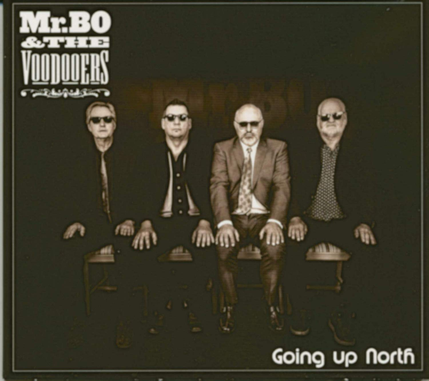 MR. BO & THE VOODOOERS - Going Up North