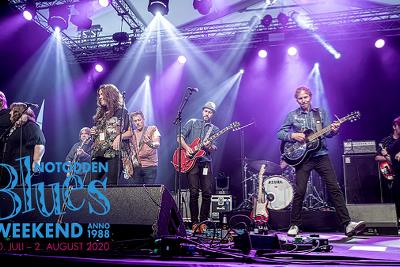 Notodden Blues Weekend starter torsdag 30. juli