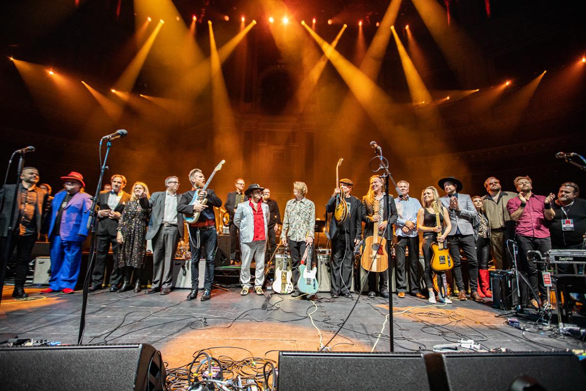 Suksess for norsk blueshelg i London