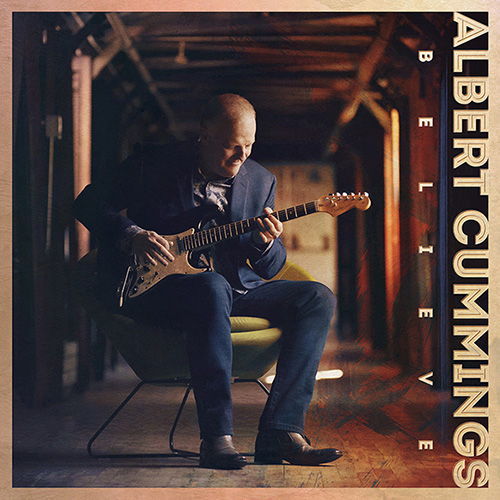 ALBERT CUMMINGS - Believe