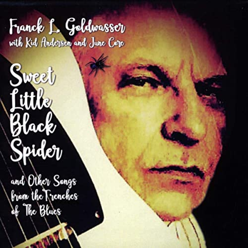 Franck L. Goldwasser - Sweet Little Black Spider