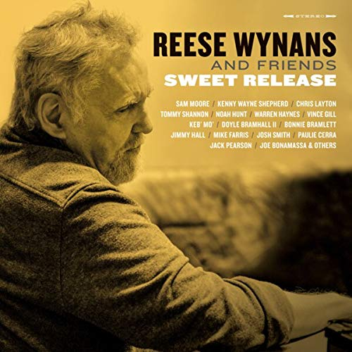 Reese Wynans And Friends - Sweet Release