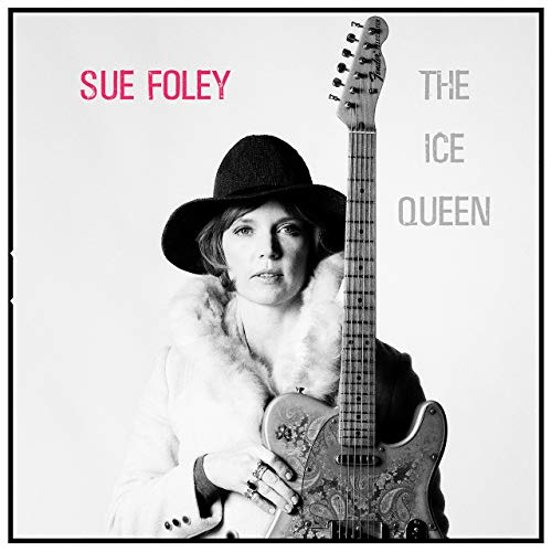 SUE FOLEY - The Ice Queen