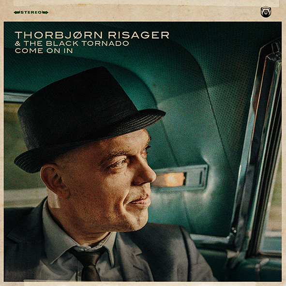 THORBJØRN RISAGER - Come On In