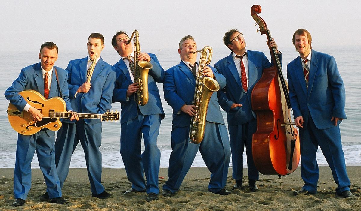 Jumpbluesbandet King Pleasure & The Biscuit Boys er endelig tilbake i Norge.