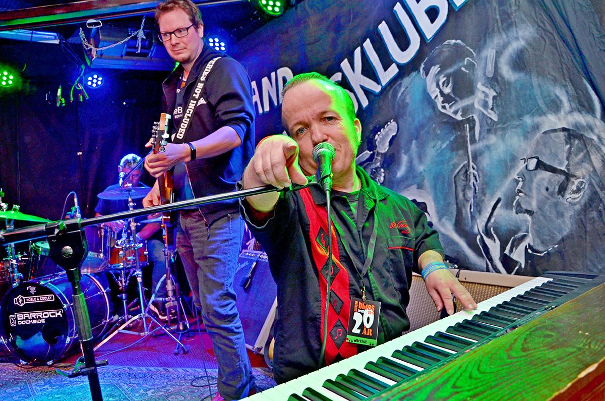 Ørland Bluesfestival mintes Tore Røstad