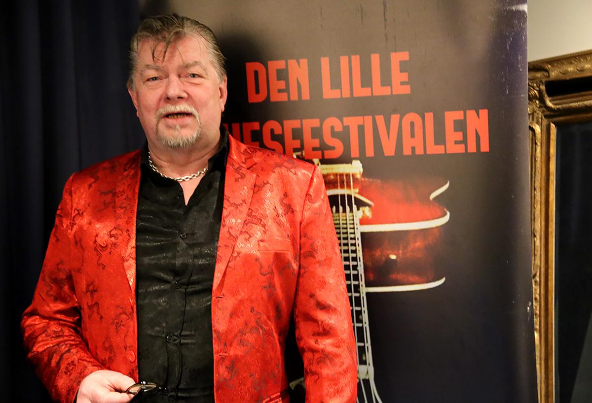 Festivalgeneral Dag Bergesen.